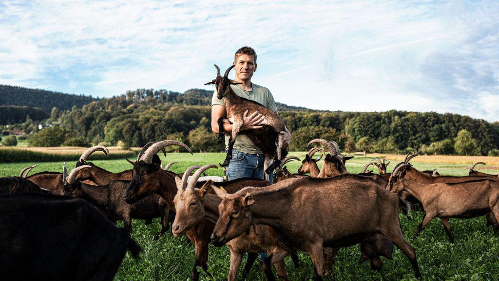 Demeter farmer France