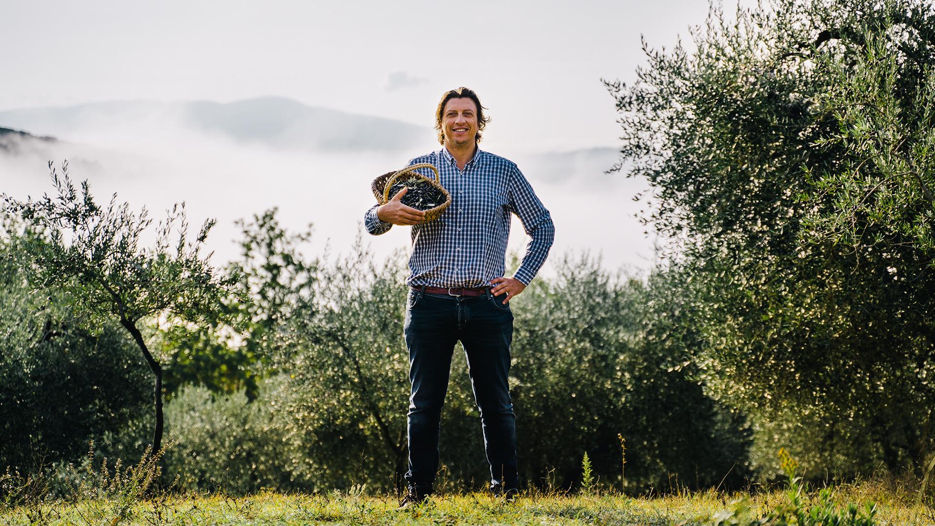 Demeter farmer Italy