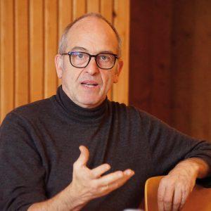 Christoph Simpfendörfer General Secretary Demeter